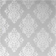 Bildresultat för tapet silver blommor