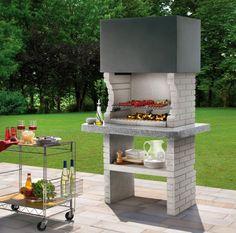garden grill ideas