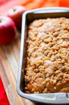 Bread Machine Recipes, Easy Bread Recipes, Apple Pie Recipes, Cooking Recipes, Quick Bread, Gala Apple Cake Recipe, Cooking Kale, Cooking Steak, Cooking Bacon