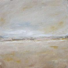 Linda Donahue - abstract beach painting
