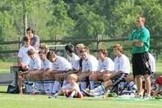 Christ School's varsity soccer team 2014 #boardingschool #wnc #asheville #blueridgemountains