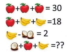 What is Mental Math? Lot of you out there are trying to find an answer to this question. Well, answer is quite simple, mental math is nothing but simple calculations done in your head, that is, mentally. Reto Mental, Breakout Edu, Brain Teasers For Kids, Math Talk, Math Questions, Maths Puzzles, Simple Math, Banana Coconut, Math Problems