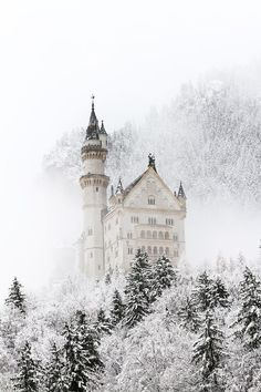 If Germany's Neuschwanstein Castle looks familiar, that's because it is. The breathtaking structure was the inspiration behind Disneyland's Sleeping Beauty Castle. As many as 6000 visitors...