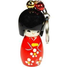 Chaveiro Kokeshi Boneca Japonesa disponível em http://www.katanapresentes.com.br/4dcab/chaveiro-kokeshi-boneca-japonesa