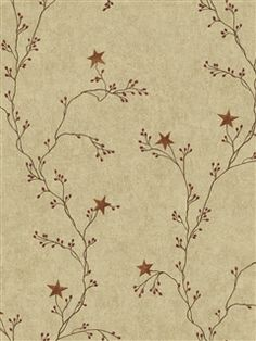 YC3409 - Wallpaper | Welcome Home: Primitive Country | AmericanBlinds.com