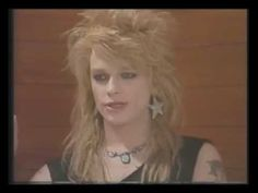 Michael Monroe Interview 1990 part 1