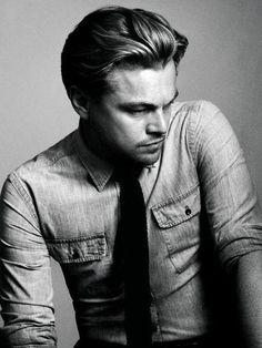 Di Caprio : Coupe de schrar's + Denim + Cravatte, t'as quebra h&m ?