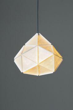 Paper folded Light