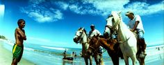 Taken in Mancora with an Horizon Perfekt camera, loaded with X-pro Chrome 100 film