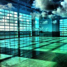 Indoor clouds by TomBudd, via Flickr