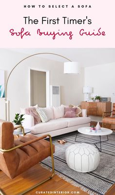 The First-Timer's Sofa Buying Guide for first time decorators! The First-Timer's Sofa Buying Guide for first time decorators! Sofas For Small Spaces, Small Living Rooms, Formal Living Rooms, Living Room Decor, Sofa Next, Long Sofa, Traditional Sofa, Types Of Sofas, Sofa Colors