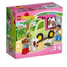 LEGO DUPLO Town (10586) / Ice Cream Truck