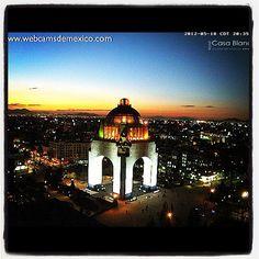 Monumento a la Revolución, D.F.  Cada quien lo califica...