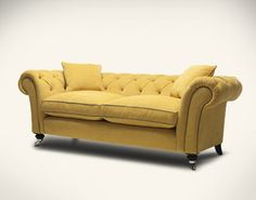Lady Victoria Sofa for the Sofa Workshop