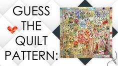 Hurry! There's still time before we announce the winner tomorrow, Friday July 18th!  Which pattern is this quilt? (Leave your answer in the blog post comments.)  1. Iowa Summer 2. Pennsylvania Summer 3. Minnesota Summer 4. Louisiana Summer