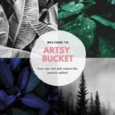 And we are live... Welcome to Artsy Bucket! #posterlove #poster #posterart #digitalposter #canvas #canvaspainting #canvasart #prints