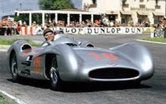 1954 - Mercedes W196 - J.M.Fangio