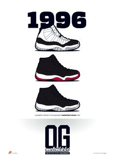 "1996 ""the greatest shoe ever"""
