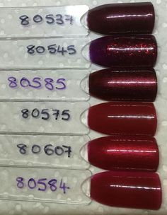 Bluesky dark reds