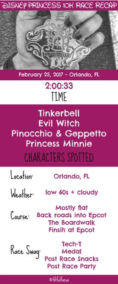Disney Princess 10K Race Recap | Wild Workout Wednesday | Race Recap | RunDisney | Enchanted 10K | Disney Races | Running | Fun Runs | Race Bling