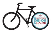 """May is National Bike Month (April is Phoenix Bike Month). Anyway, check out the resources for """"bike to school day"""" and """"commuter bike statistics"""" from the League of American Bicyclists"""