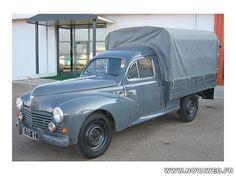 Peugeot 203 Pick-up 1953 Mini Trucks, Old Trucks, Pickup Trucks, Peugeot 203, Psa Peugeot Citroen, Citroen Ds, Classic Trucks, Classic Cars, Vintage Cars