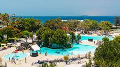 Vesipedot ja auringonottajat viihtyvät H10 Lanzarote Princessin laajalla allasalueella, jossa on myös ohjelmaa päivisin.  Hotelli sijaitsee kävelymatkan päässä rannalta.