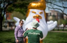 Tax March: Donald Trump Tax Day Protest Will Be Different