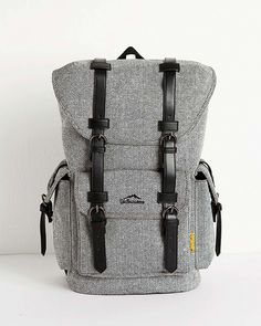 00567e8b8d88 купить Рюкзак городской YellowStone Reindeer ys1022hg Bag Grey в Москве  College Bags, Laptop Backpack,