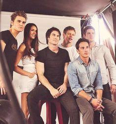 The Vampire Diaries - Comic Con 2012