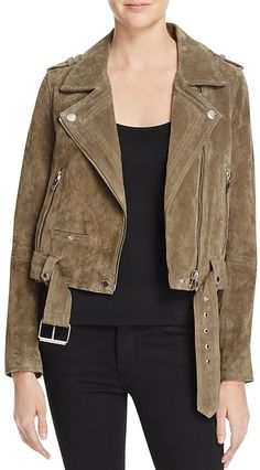 BLANKNYC Suede Moto Jacket - 100% Bloomingdale's Exclusive Suede Moto Jacket, Leather Jacket, Fall Jackets, Jackets For Women, Women's Jackets, Outerwear Jackets, Stylish Coat, Blank Nyc, Casual Fall Outfits