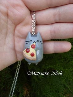 Chubby Pusheen by RodionYaoi on deviantART