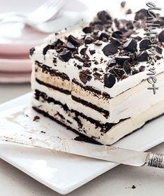 ice cream sandwich ice cream cake (originally seen by @Nedazhn )