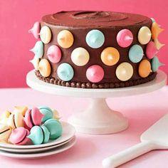 τουρτες πουα - cakes with dots
