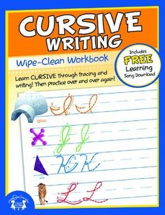 cursive writing amazon Teaching cursive whenever possible, we encourage parents and schools to begin handwriting instruction with cursive (read why here) logic of english wanted a custom font that was.