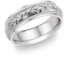 this is a beautiful ring - what imagination people have