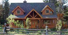 Taunya Fagan #Bozeman #LogHomes #Montana #BozemanRealEstate