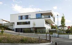 Berschneider + Berschneider, architects BDA + interior designers, Neumarkt: new building WH SK Middle Franconia (2015)