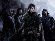 Jon Snow é o nonacentésimo nonagésimo oitavo Senhor Comandante da Patrulha da Noite.