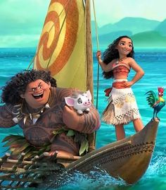 Moana Directors Tease Disney Easter Eggs In Film