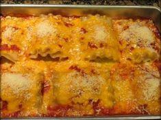 #glutenfree lasagna roll ups!