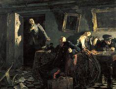 M. Kupriyanov, P. Krylov, N. Sokolov. The end.