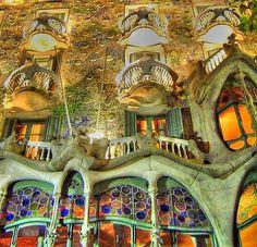 More amazing Gaudi