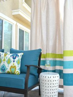 Easy and cheap diy pvc pipe curtain rods outdoor curtain rods diy 1 patio 3 global inspired makeovers solutioingenieria Choice Image