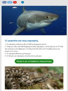 Μαθαίνοντας για την Βιοποικιλότητα - Τεύχος #001