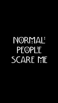 (48) Tumblr scare me normal people - #tate langdon
