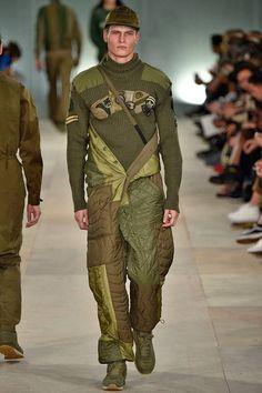 Maharishi Fall/Winter 2016/17 - London Collections: MEN - Male Fashion Trends