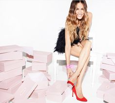 Where would you go in SJP's shoes?