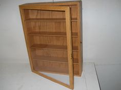 Display case Z5P by woodgoodsbydon on Etsy