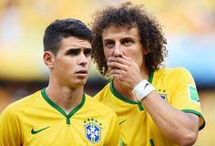 David Luiz Photos: Brazil v Colombia: Quarter Final - 2014 FIFA World Cup Brazil